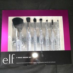 Sexy sparkling brush set